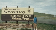 Shoshone Nat'l Forest, WY 7/3/02