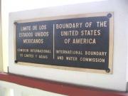 US/Mexico border 4/16/05