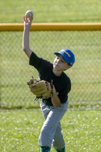 Ontario Little League Baseball