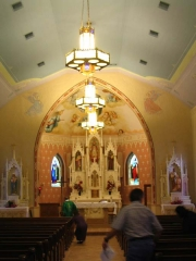 St. Stanislaus Catholic Church, Bandera, TX