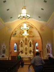 St. Stanislaus Catholic Church, Bandera, TX