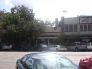 downtown Fredricksburg, TX - German settlement