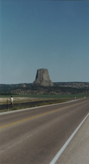 Devil's Tower, Wyoming 7/2/02