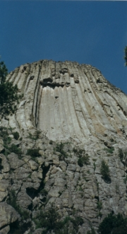 Devil's Tower Nat'l Monument 7/2/02