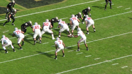 Ohio State vs Purdue